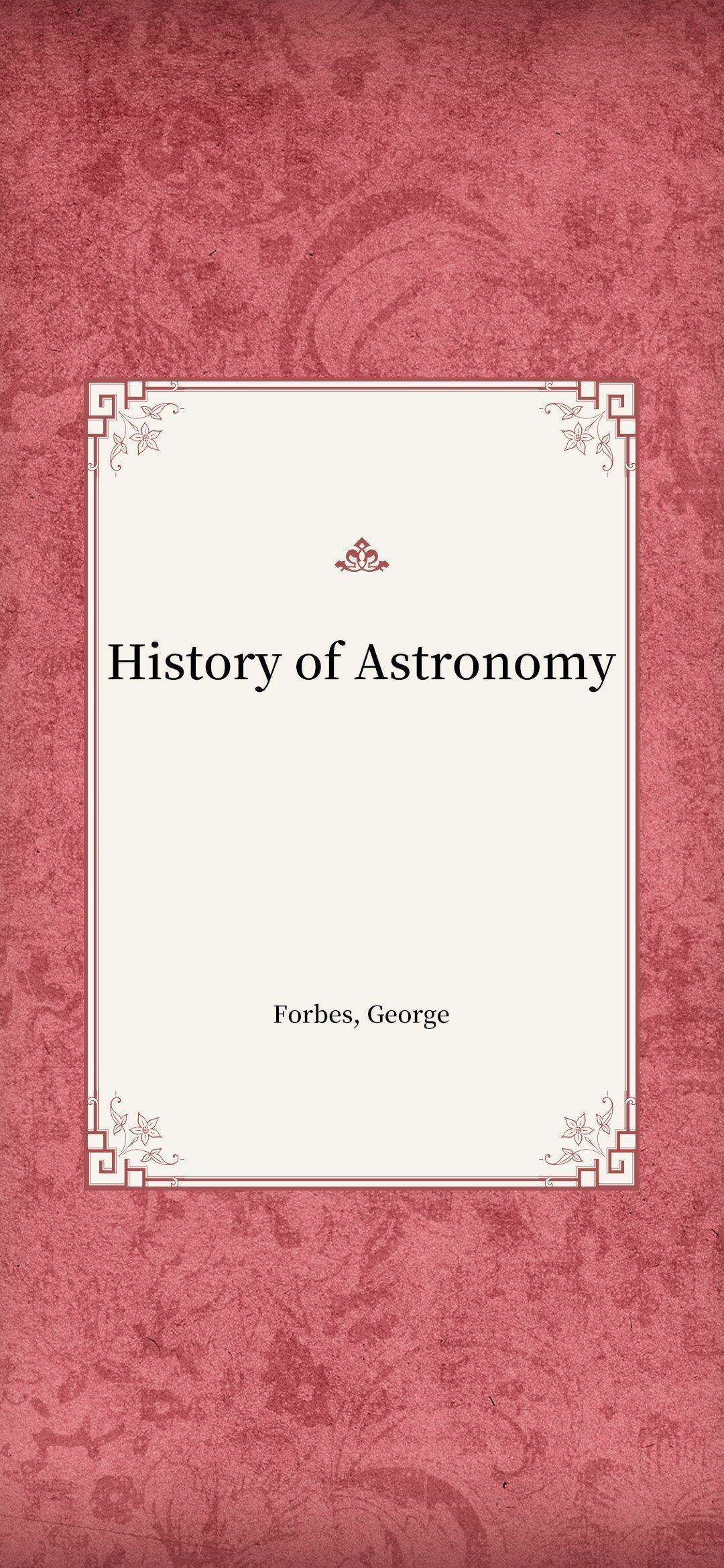 oumeirtiyishu_当当阅读器 - history of astronomy